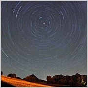 Star trails - image gallery